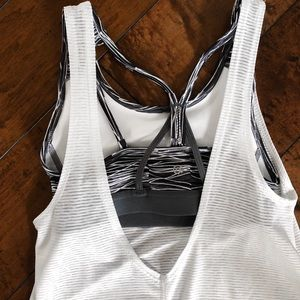 Champion Tank Top and Sports Bra